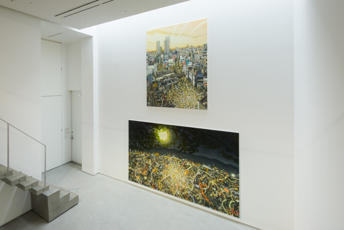 幸田千依「より道の灯」installation view / photo:Masaru YANAGIBA