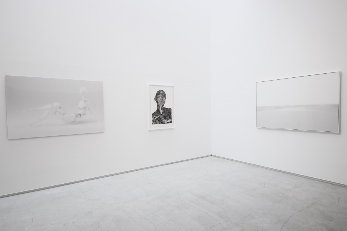 "Exhibition ""I CAN'T GO ON. I WILL GO ON."" / Installation View"