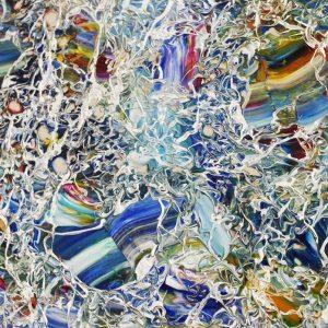 石黒昭 Akira ISHIGURO 大理石絵画 / Painting of Marble