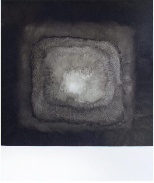 佐々木成美 Narumi Sasaki《 柔軟なコスモス / Flexible Cosmos 》2019, Oil on Canvas, 1940 × 1620 mm