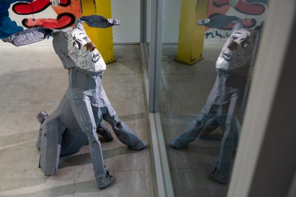 LOKO GALLERY×国立奥多摩美術館 和田昌宏・永畑智大「国立奥多摩物語〜12月のオーロラ〜」