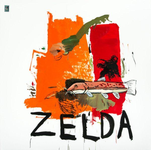 安部悠介 Yusuke ABE《Charity Zelda》2018
