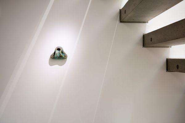 森夕香 、西條茜 二人展「流転するあいづち」